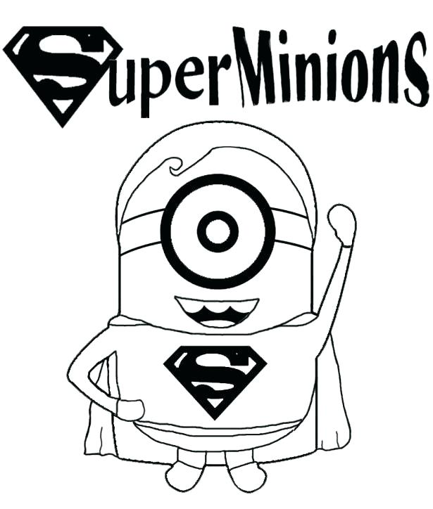 615x724 Joyous Free Printable Minion Coloring Pages Despicable Me Minions