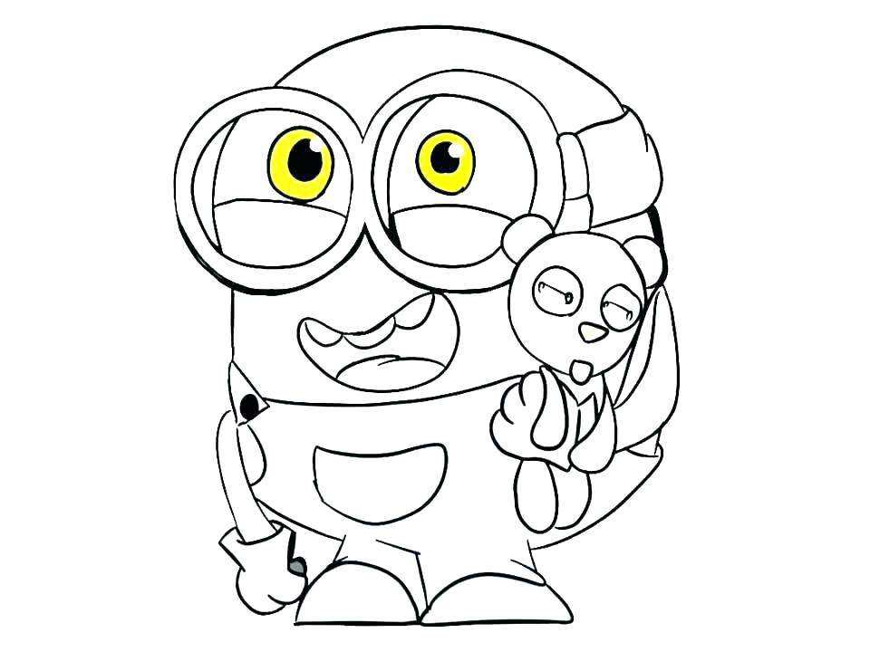 960x720 Minion Coloring Book Minion Coloring Pages Free Printable