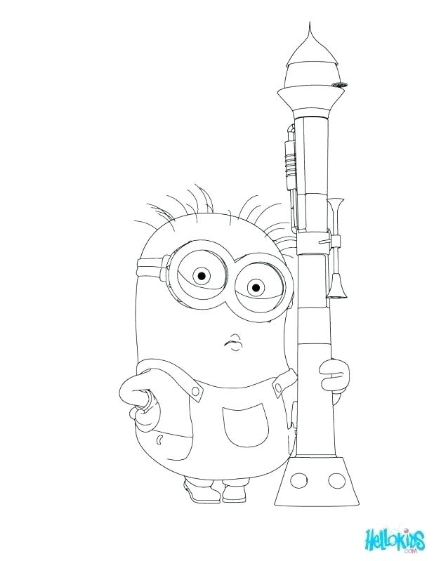 618x799 Minions Colouring Pages Pdf Coloring Inspirational For Minion
