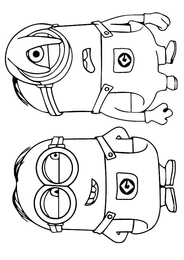 595x842 Despicable Me Coloring Pages Despicable Me Minions Coloring Pages