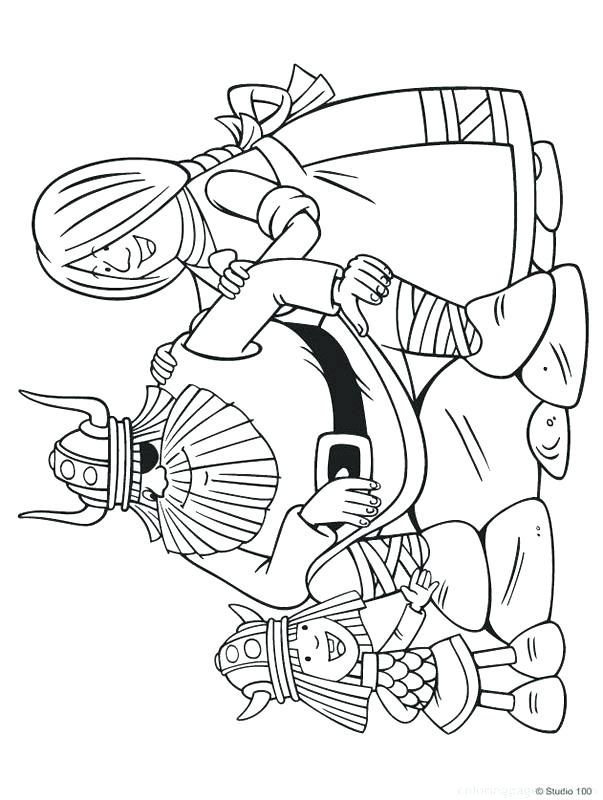 603x800 Vikings Coloring Pages Viking God Colouring Pages Mythology
