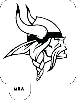 306x399 Minnesota Vikings Coloring Pages Coloring Pages Cartoon Viking