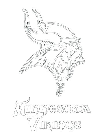 360x480 Minnesota Vikings Coloring Pages Vikings Coloring Pages Vikings