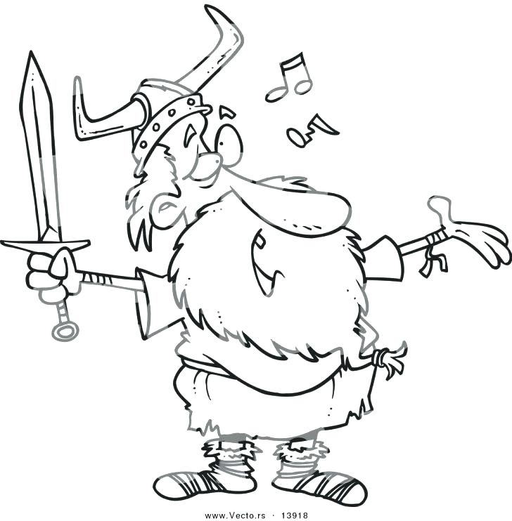 728x742 Vikings Coloring Pages Good Vikings Coloring Pages For Vector