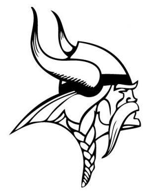 295x390 Minnesota Vikings Printables Minnesota Vikings Logo Coloring