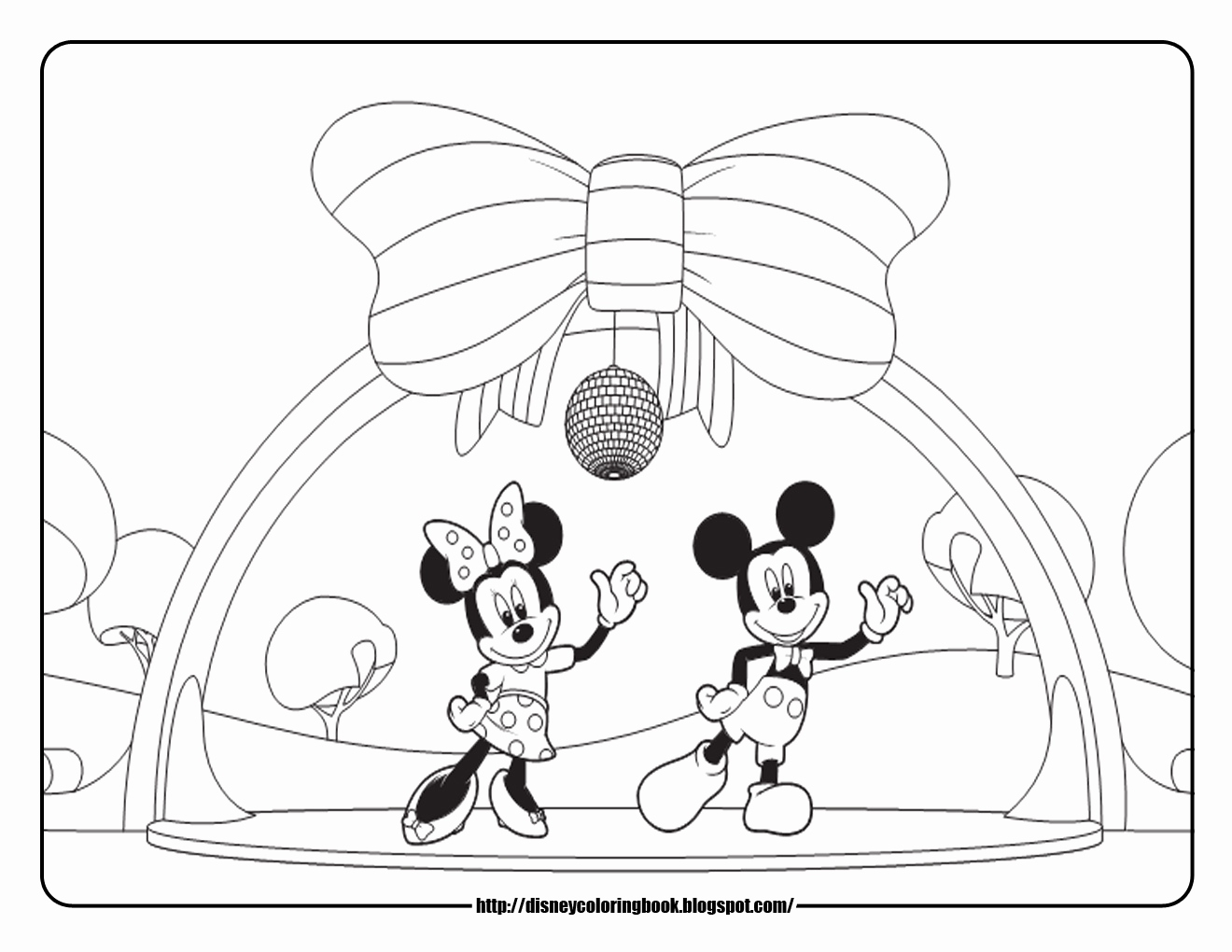 1320x1020 Minnie Mouse Printable Coloring Pages Lovely Minnie Mouse Bow