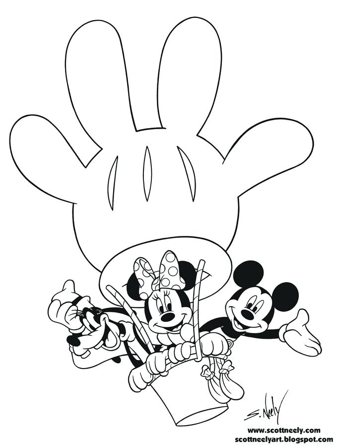 683x900 Mickey Mouse Clubhouse Coloring Sheets