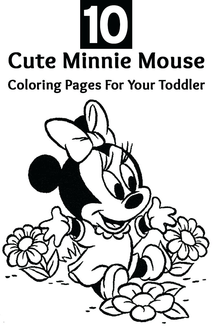 736x1128 Coloring Pages Mickey Mouse Coloring Pages Kids Free Printable