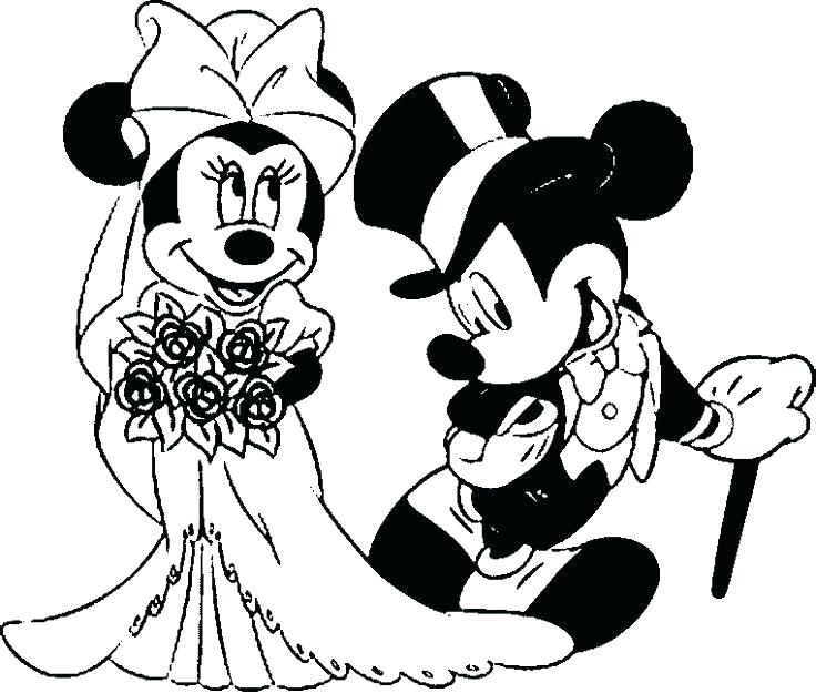 736x625 Mini Mouse Coloring Pages Mickey Mouse Coloring Pages Minnie Mouse