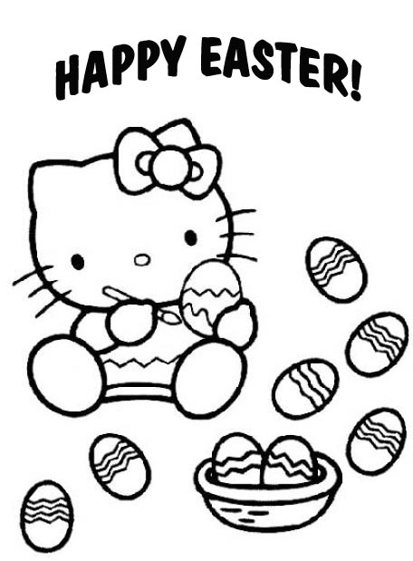 456x619 Minnie Mouse Easter Coloring Pages Hd Easter Images