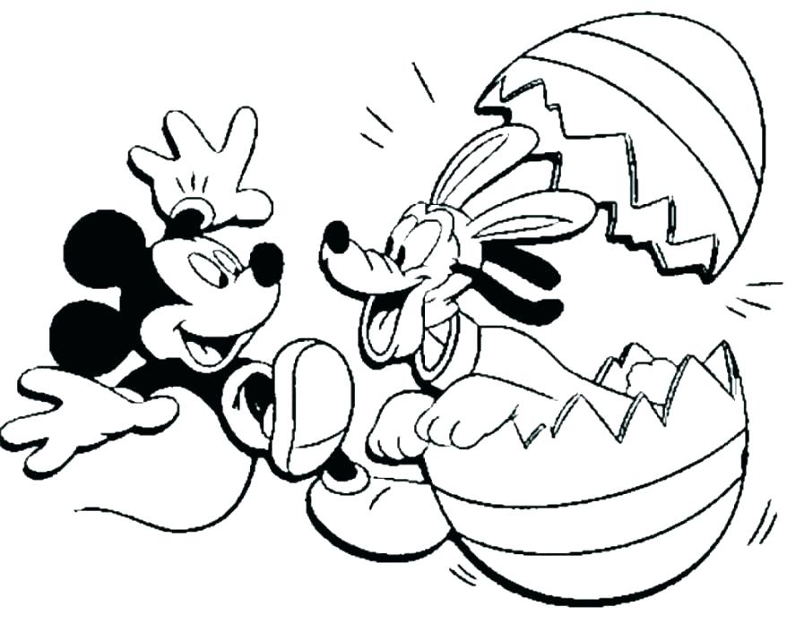 878x696 Mickey And Minnie Mouse Valentine Coloring Pages