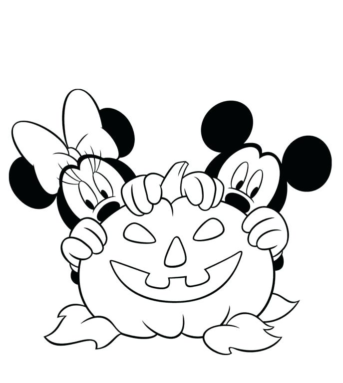 687x768 Coloring Page Minnie Mouse Mouse Coloring Pages Com On Mouse Color