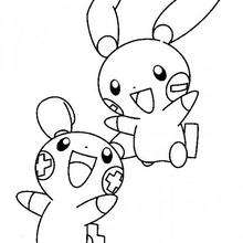 220x220 Minun Coloring Pages, Videos For Kids, Reading Learning, Kids