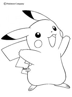 236x318 Pikachu Pokemon Coloring Pages Splendry Kids Activities