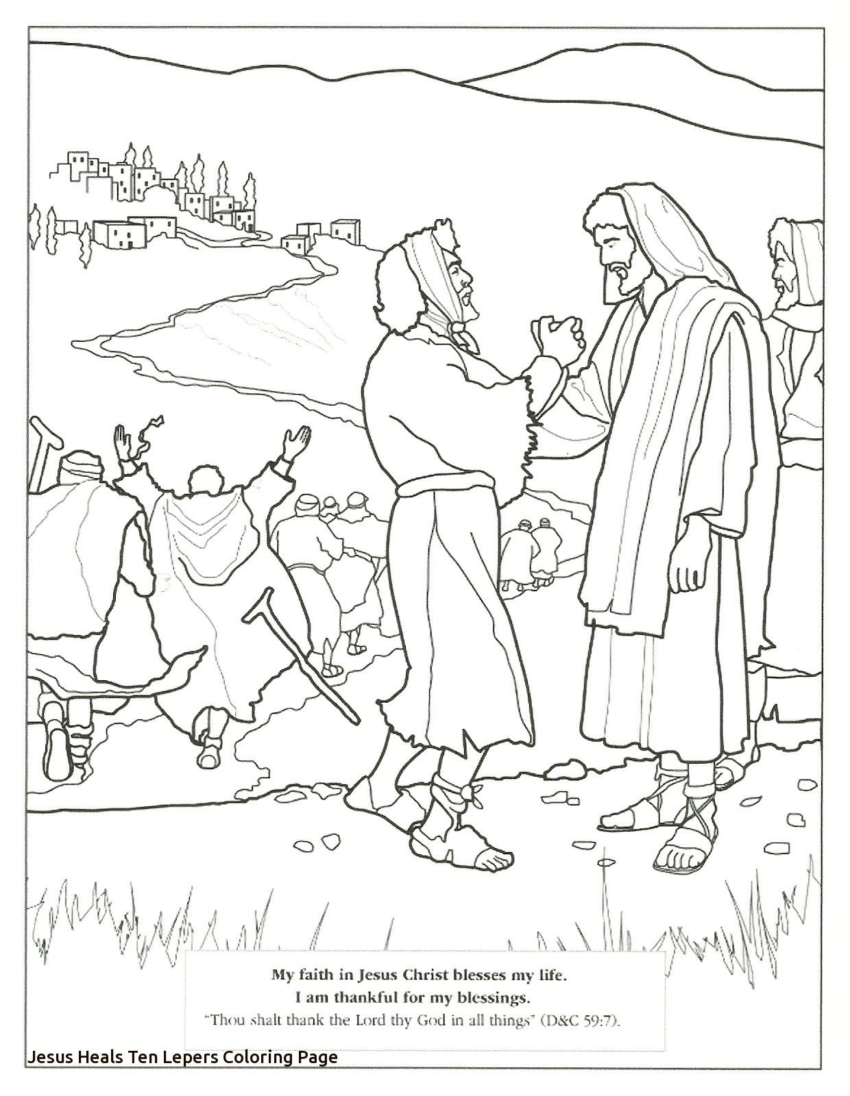 Miracles Of Jesus Coloring Pages at GetDrawings | Free ...