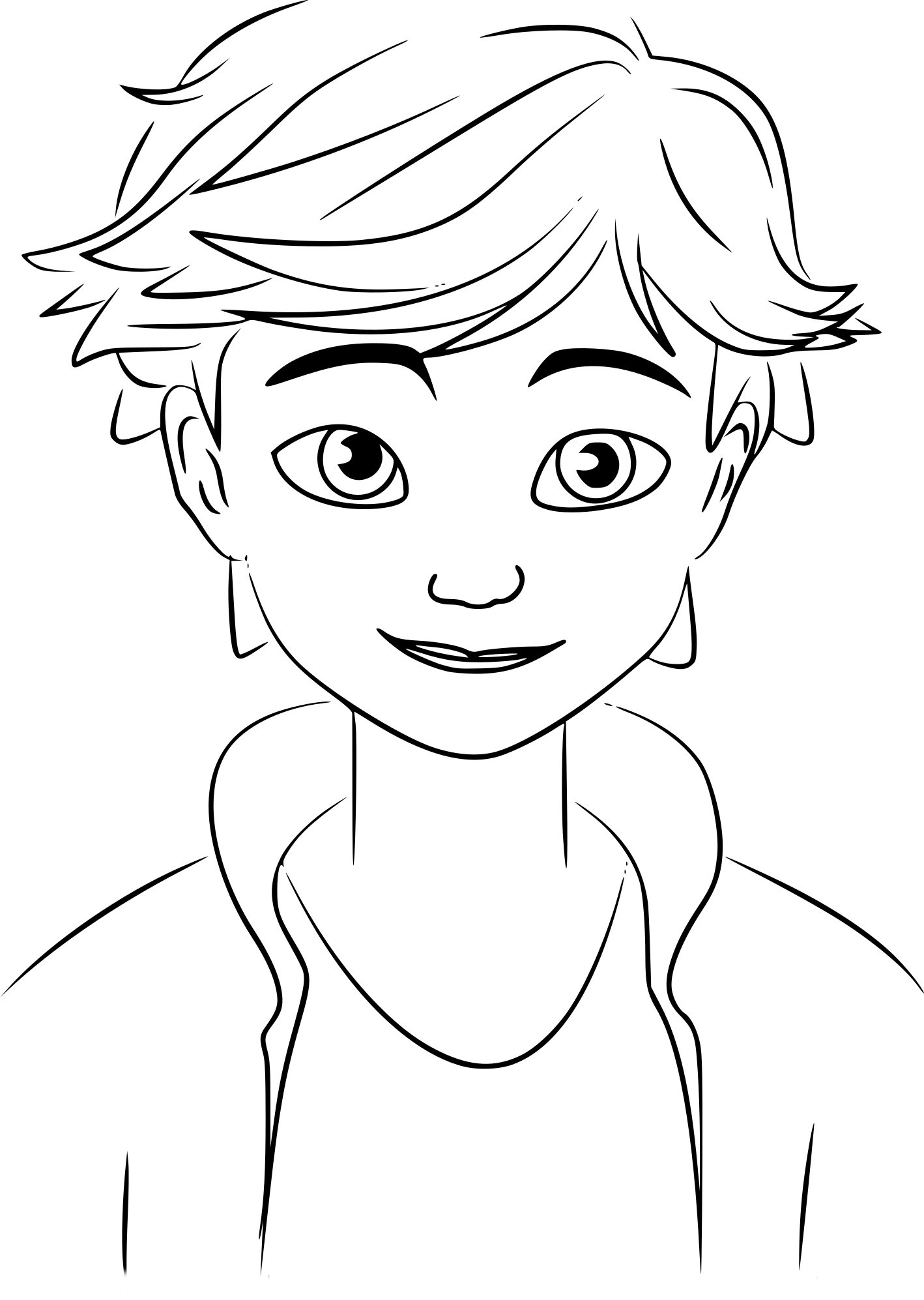 Miraculous Coloring Pages at GetDrawings | Free download