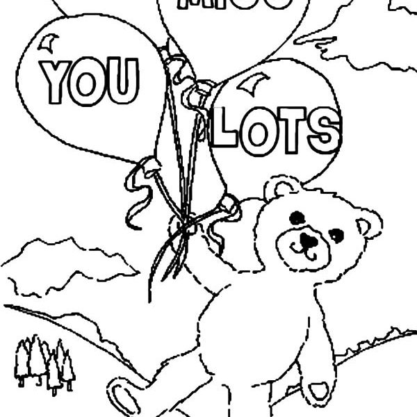 600x600 I Miss You Coloring Pages Beehive Decorated With Flowers I Miss
