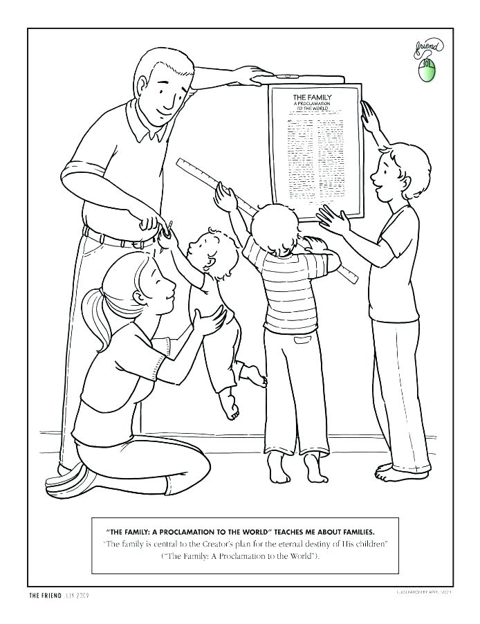 694x902 Lds Coloring Pages Sunbeam Coloring Pages Image Missionary