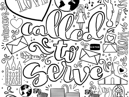Missionary Coloring Pages at GetDrawings.com | Free for ...
