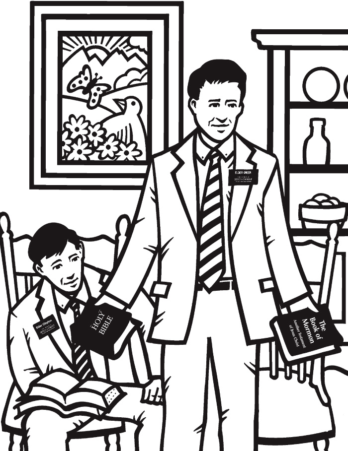 700x909 Missionary Coloring Pages Coloring Pages Free