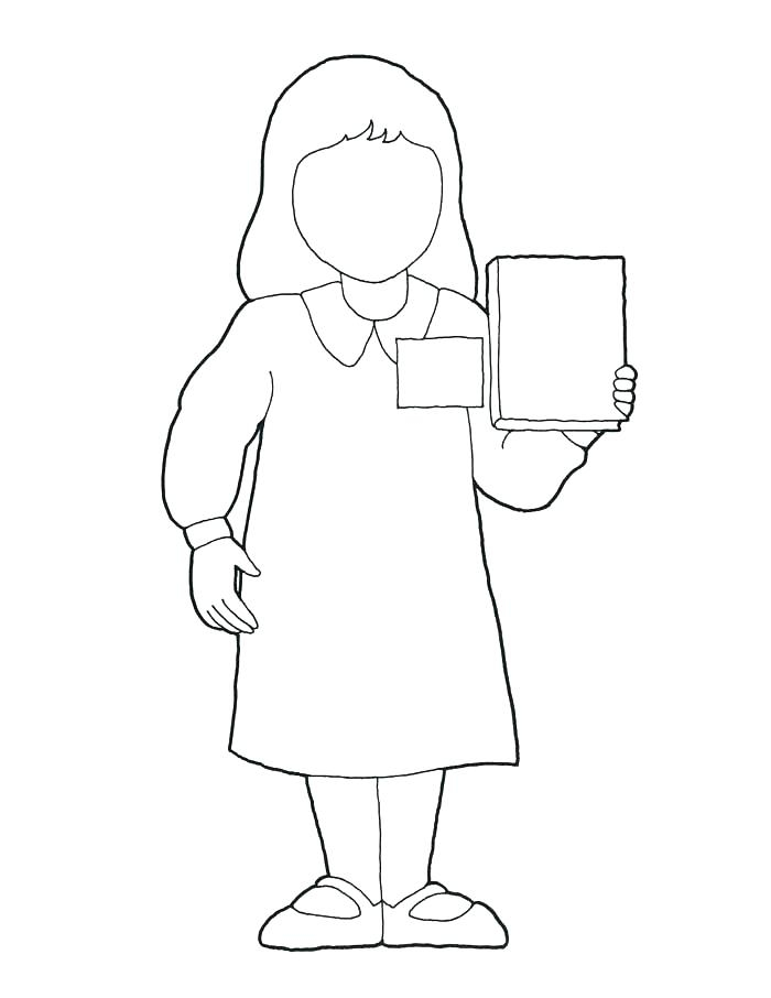 700x906 Coloring Lds Sister Missionary Coloring Page