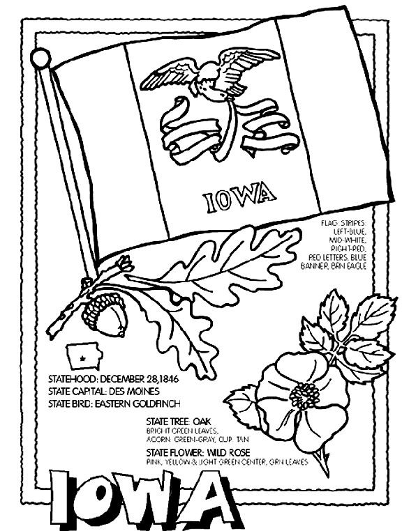 586x762 Iowa State Coloring Pages Best Of Mississippi State Outline