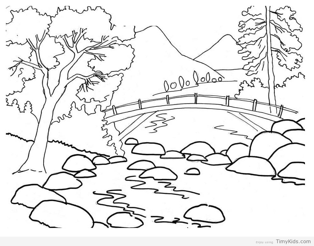 1008x790 Fresh Coloring Pages Of Rivers Books Missouri River Country