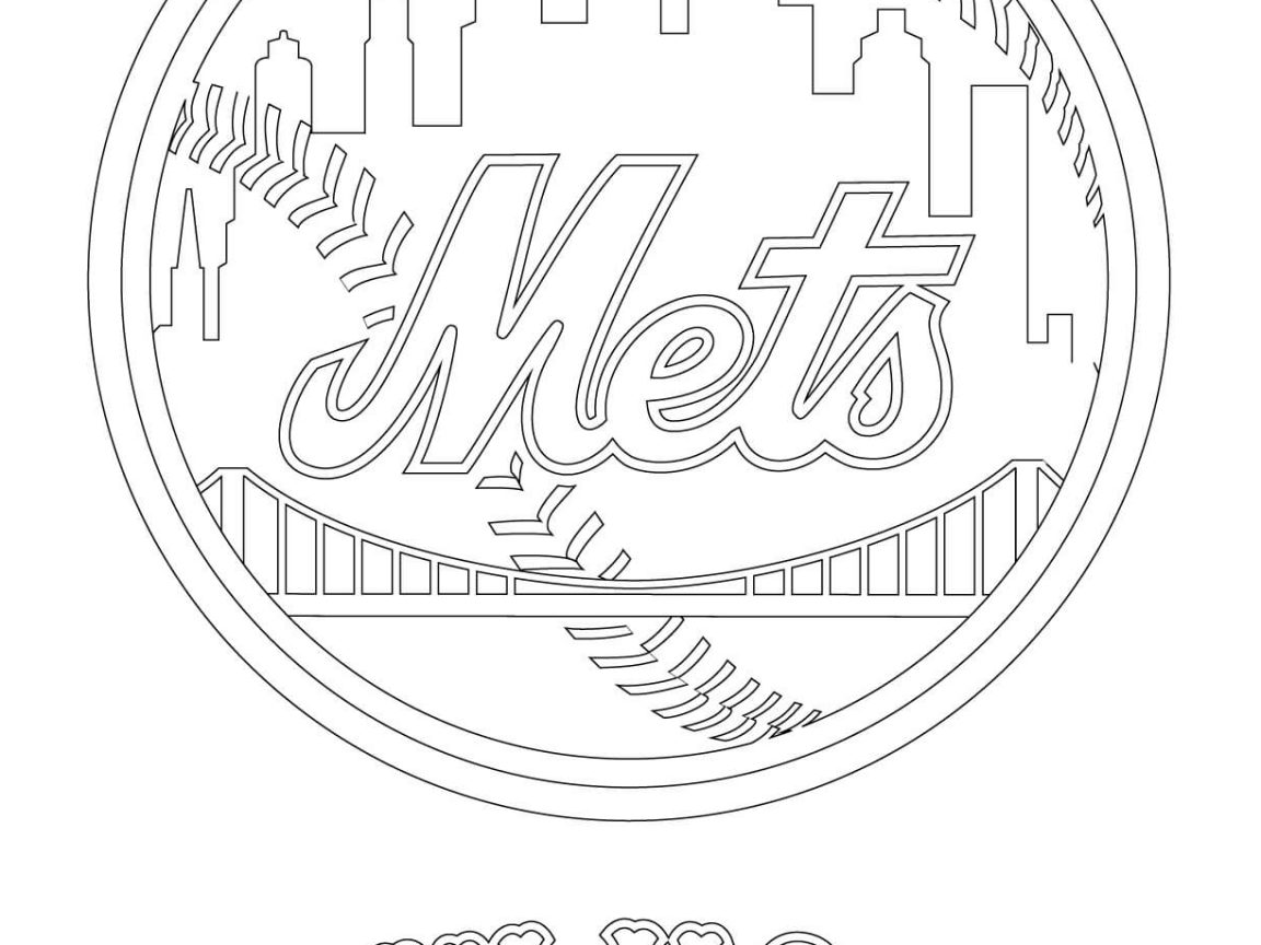 1152x864 Milwaukee Brewers Baseball Coloring Pages Book For Bebo Mlb Kids