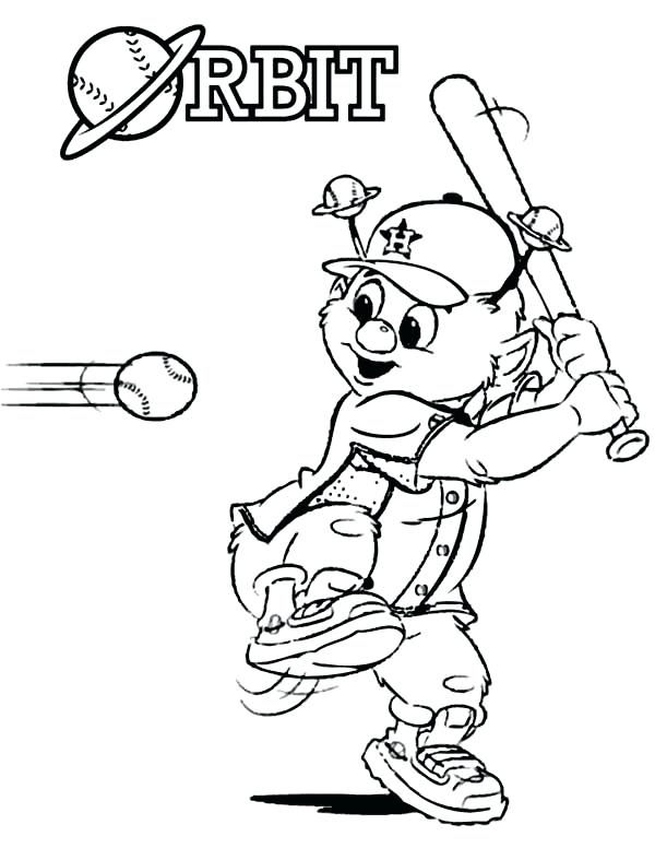 The best free Mascot coloring page images. Download from 135 ...