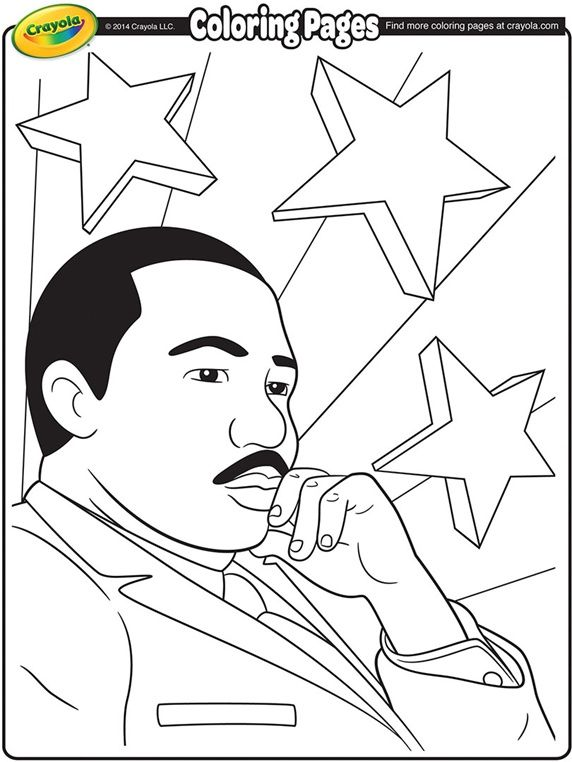 572x762 Martin Luther King, Jr On African