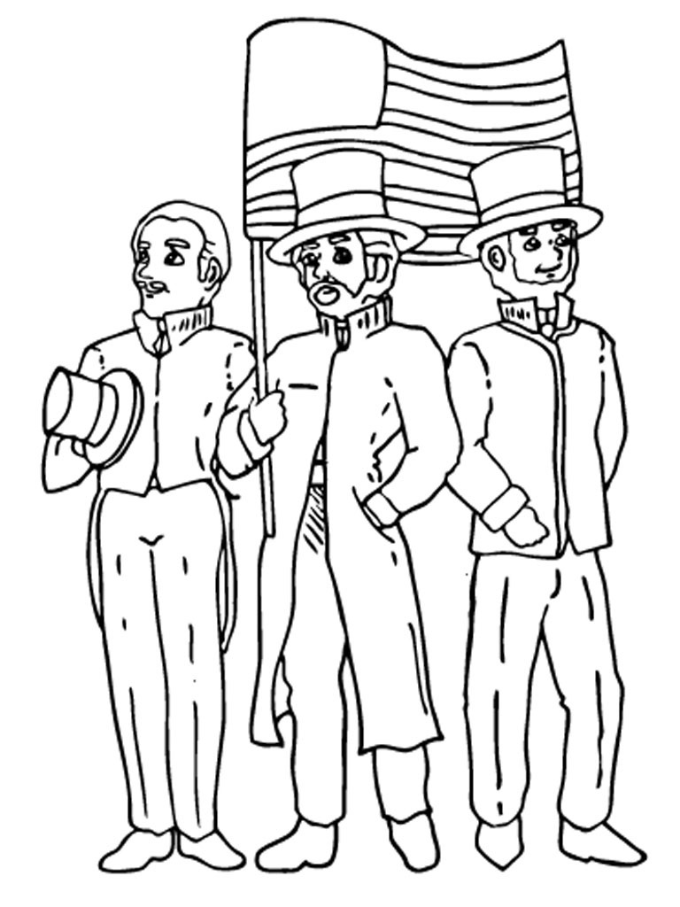 768x1024 Martin Luther King Coloring Pages Free
