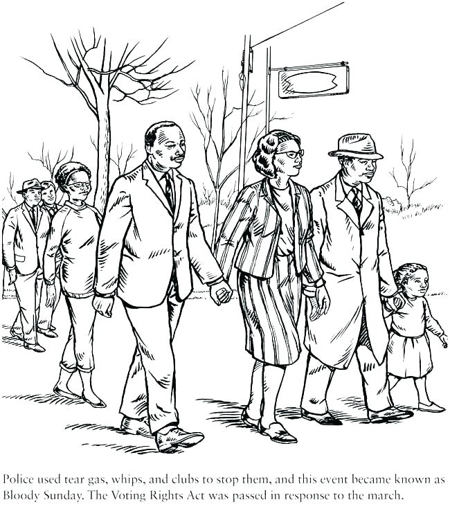 650x735 Mlk Coloring Pages Free Day Coloring Pages Nick Coloring Pages