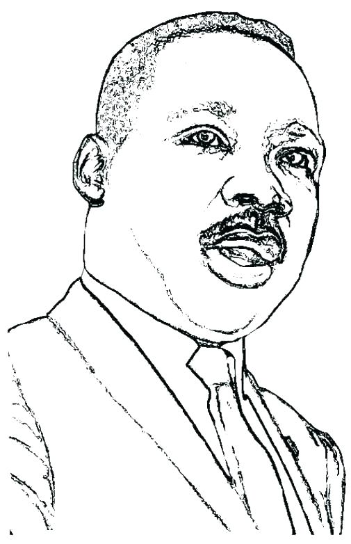 505x782 Mlk Jr Coloring Pages Martin King Day Coloring Pages Day Coloring