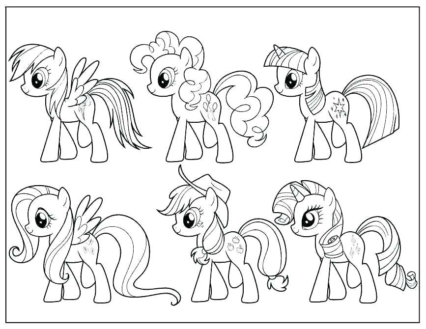 867x670 Mlp Coloring Pages Games My Little Pony Coloring Pages Pony