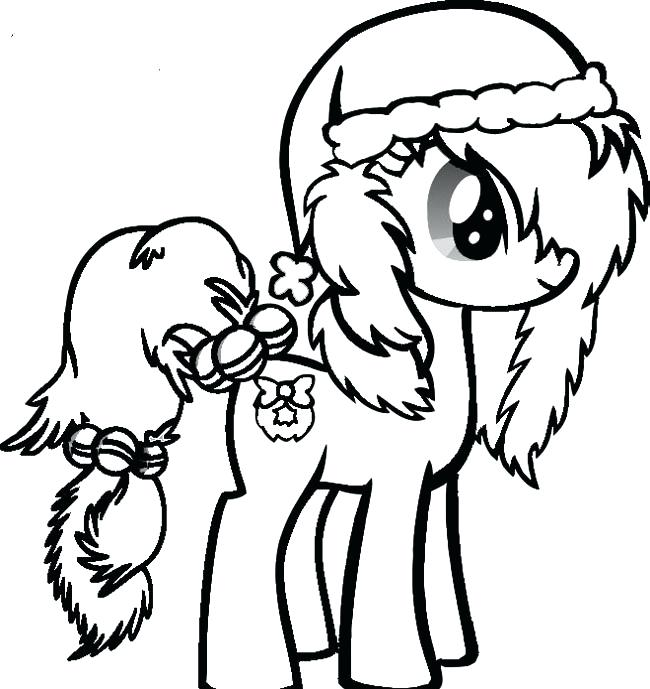 650x689 Mlp Coloring Sheets