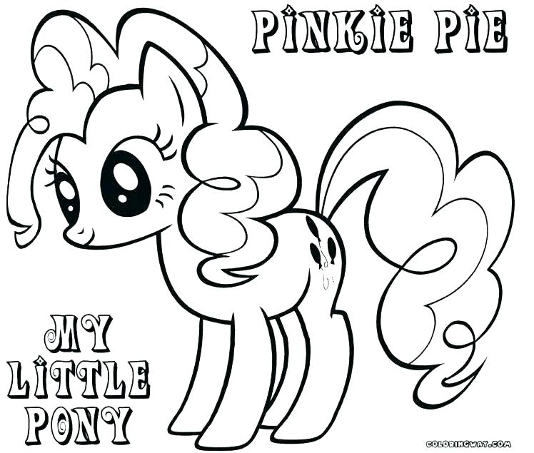 748x635 Little Coloring Pages Free Printable My Little Pony Coloring Pages