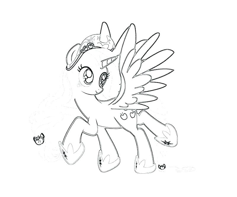 800x667 Mlp Eg Coloring Pages