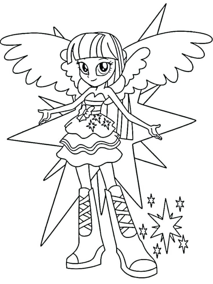 736x981 Mlpeg Coloring Pages