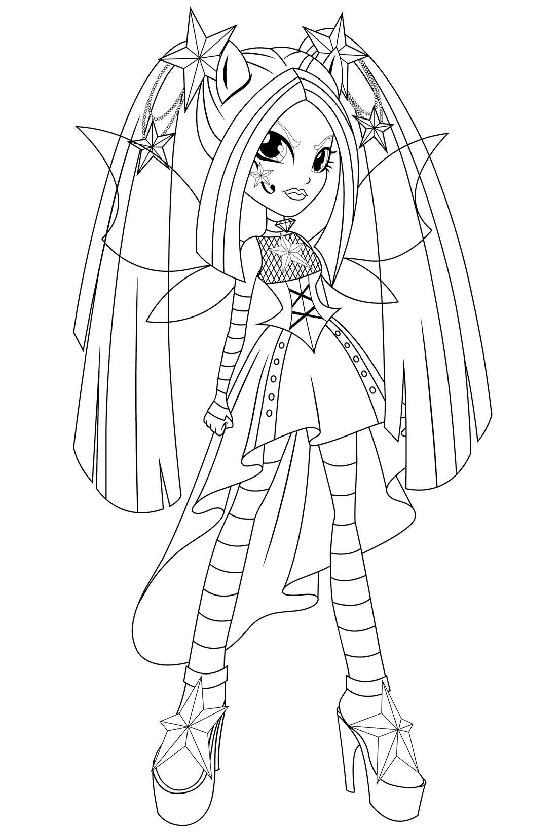 Mlp Equestria Girls Coloring Pages at GetDrawings | Free ...