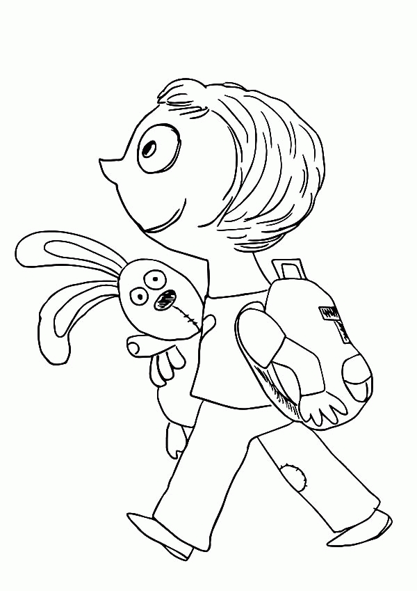 Mo Willems Coloring Pages