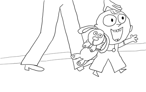 480x302 Mo Willems Coloring Pages