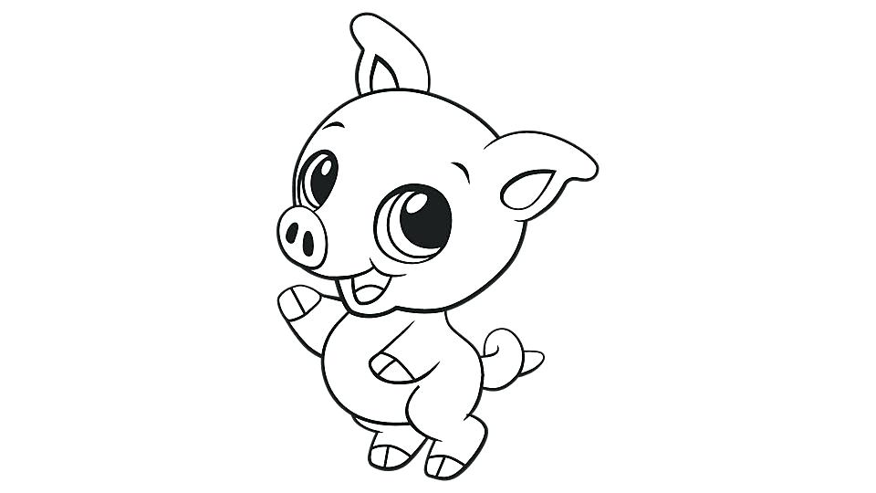 960x540 Mo Willems Coloring Pages Coloring Page Of A Pig Pig Coloring Page