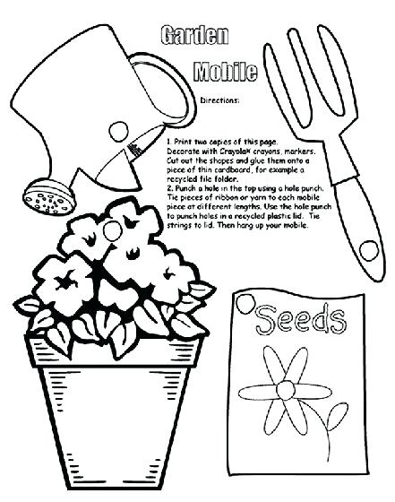 441x560 Coloring Pages Of Crayons Garden Mobile Coloring Page Coloring
