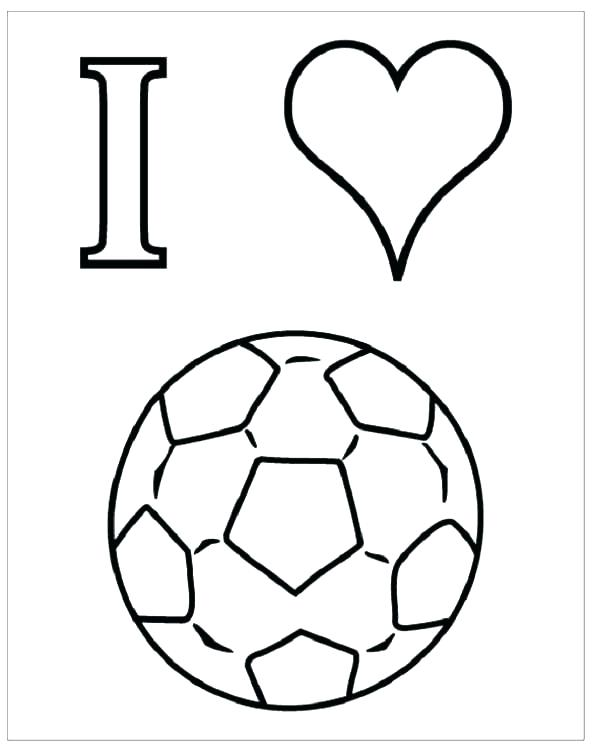 600x755 Coloring Pages Soccer Coloring Pages Soccer Coloring Pages