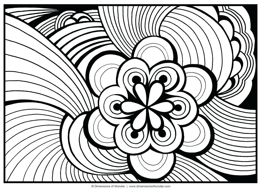 1024x745 Free Modern Art Coloring Pages Best Colouring Images On Regarding
