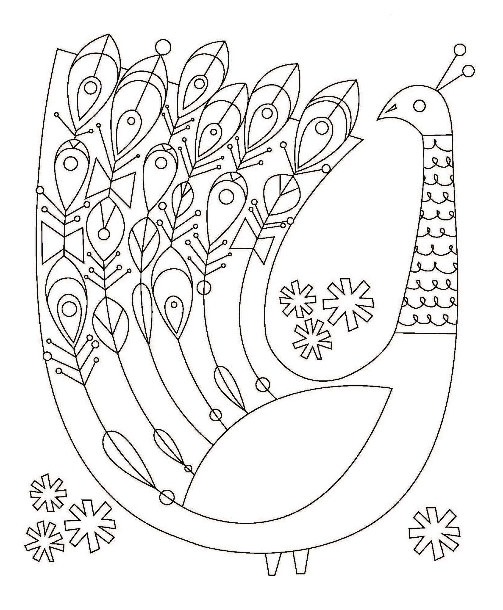 1650x1998 Embroidery Patterns Folk