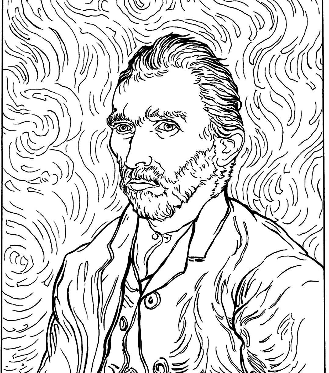 1078x1224 Streetcoloringpage Modern Art Coloringges Printable Free Colouring