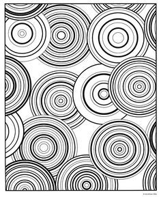 236x294 Modern Art Colouring Pages