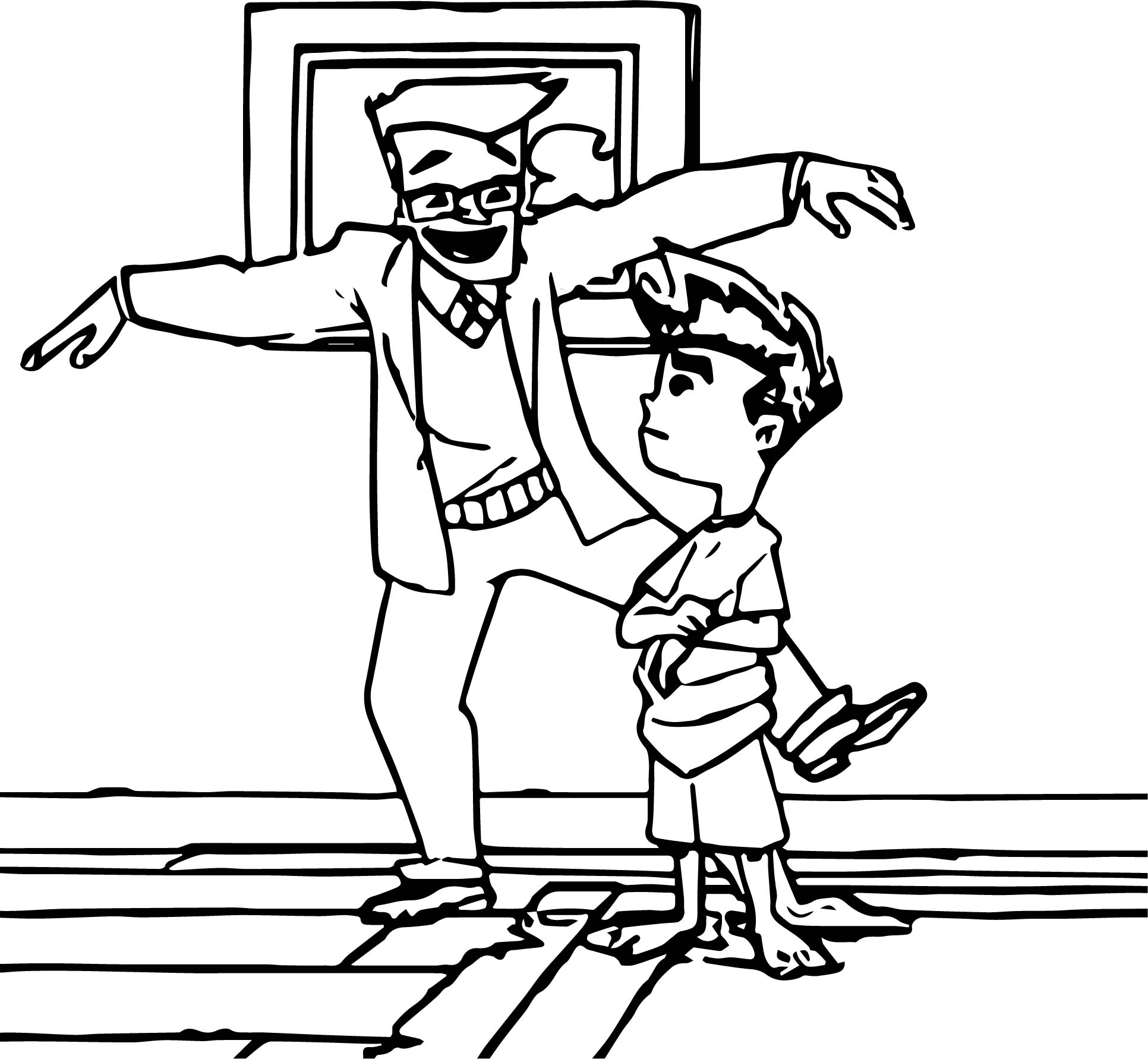 1932x1782 Dorable The Word Dance Coloring Pages Image