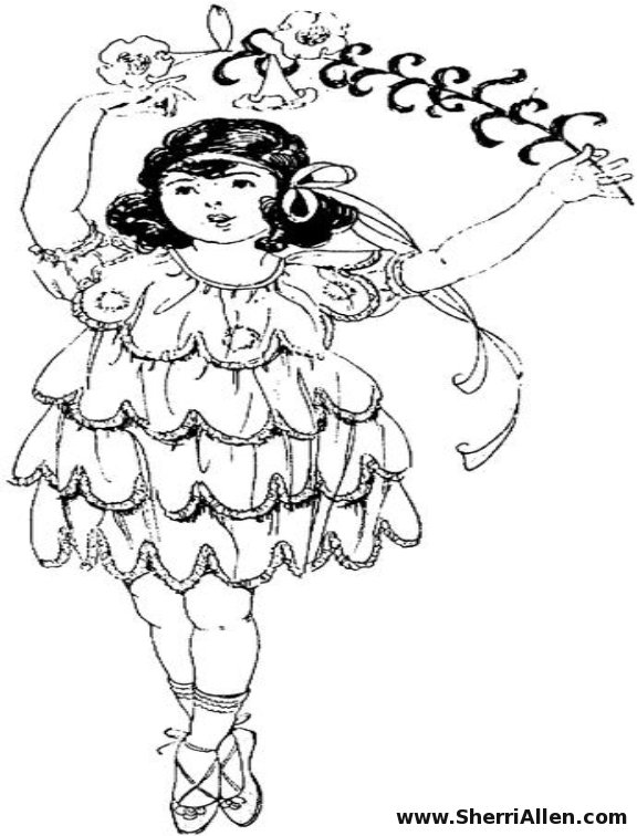 576x756 Free Dance Coloring Pages